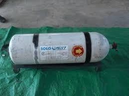 vendo bombona de gas natural para vehiculo usada con carga