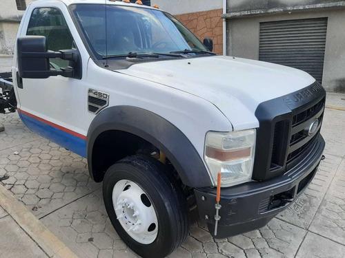 vendo bonita camioneta ford f450 xl mod: 2010 buen estado