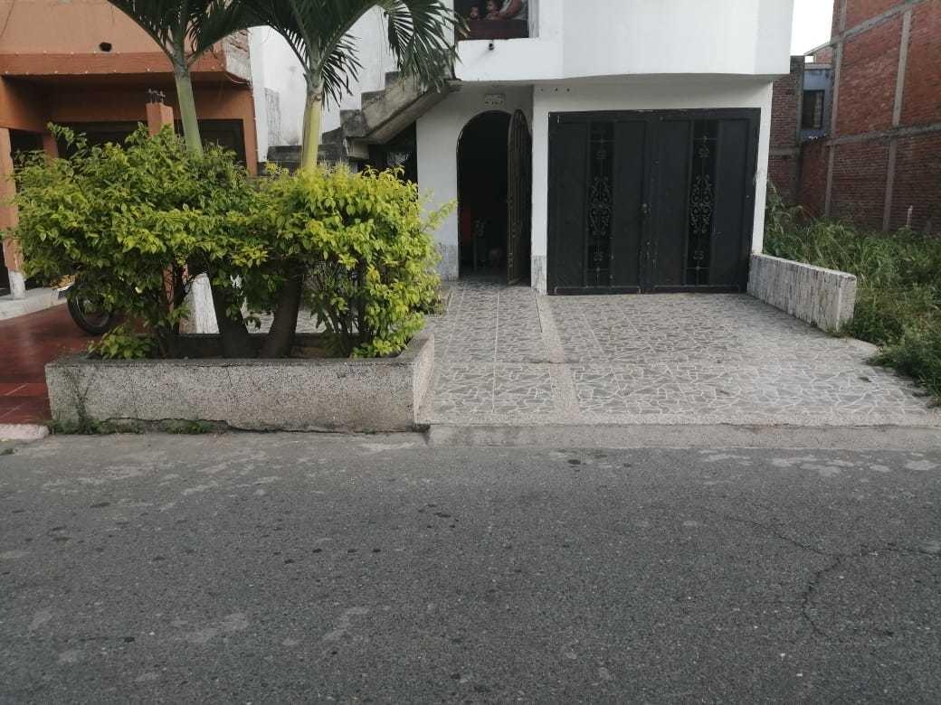 vendo bonita casa en palmira primer piso