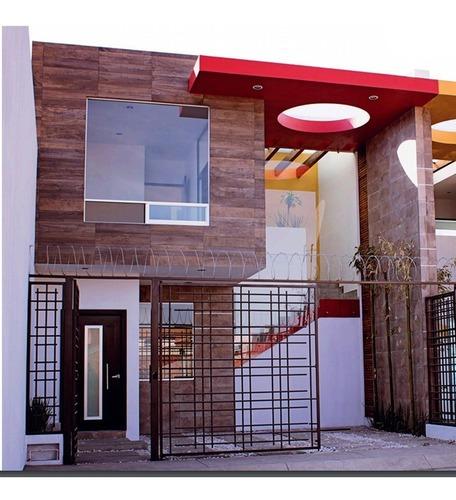 vendo bonita casa en privadas del sur a 10 min de zona plate