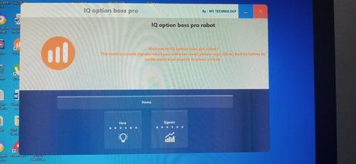 vendo bot para iq options. so chamar no zap 82 996594415