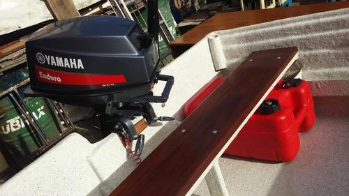 vendo bote con motor yamaha