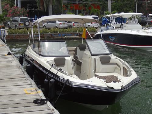 vendo bote deportivo yamaha 242 limited 2015 de 24 pies