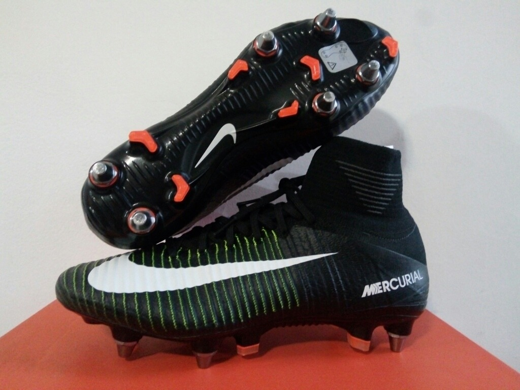 size 40 4a072 dd45f Vendo Botines Nike Mercurial Superfly V Sg Profesionales