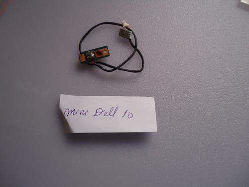 vendo boton de encendido original usado mini dell 10