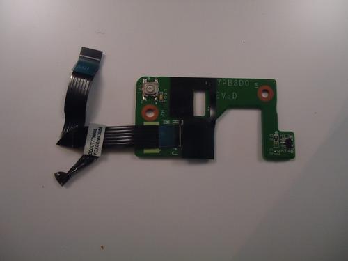 vendo boton de encendido original usado para hp hdx18