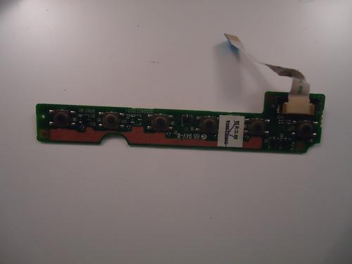 vendo boton de encendido original usado para toshiba a205