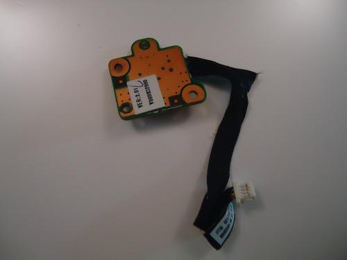 vendo boton de encendido original usado para toshiba a305