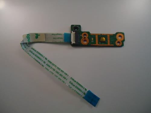 vendo boton de encendido usado para hp dv6 serie 3000
