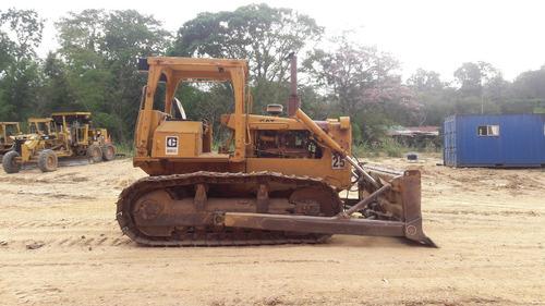vendo bulldozer caterpillar d6d