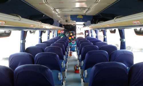 vendo bus interprovincial volkswagen 2009 serie 17-230 euro3