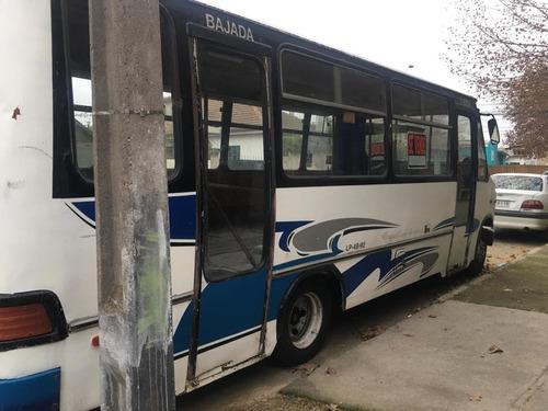 vendo bus mercedes  año 95 para fuktrack, pasajero o carga