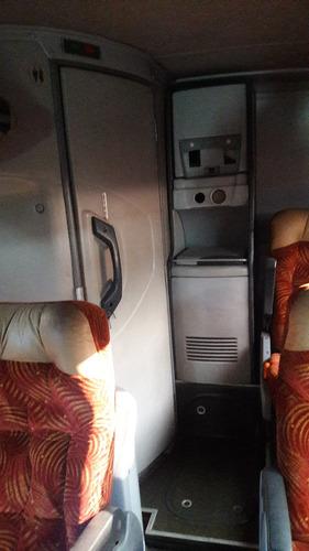 vendo bus mercedes benz año 97 , carrozado 2005. exce.estado