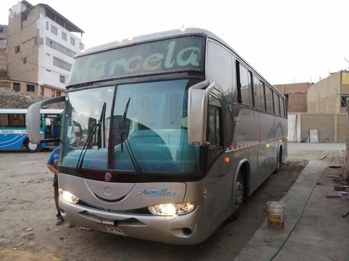 vendo bus volkswagen omnibus interprovincial año 2003