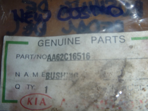 vendo bushing de pedal del clutch de new cosmo, # aa62c16516