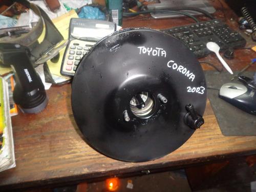 vendo buster de freno de toyota corona,año 2003