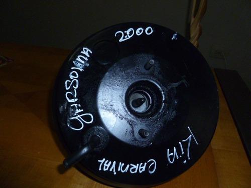vendo buster de kia carnival,  año 2000, 6 cilindros gasolin