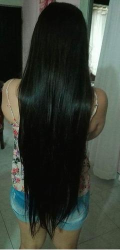 vendo cabello natural