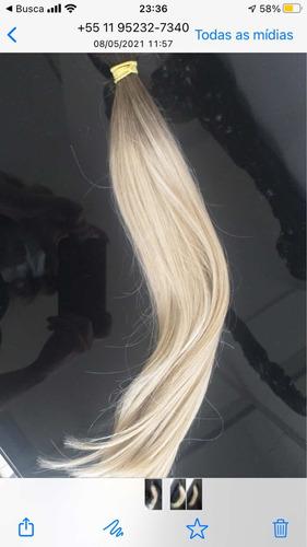 vendo cabelo de fita natiral