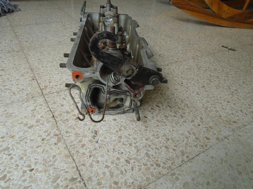 vendo cabezote de toyota tercel, año 1998, motor 2e, pelado