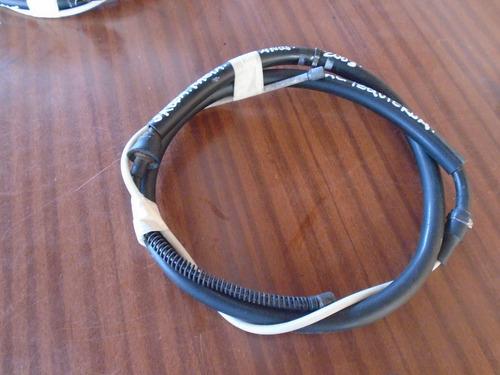 vendo cable de freno de mano trasero lh de skoda fabia, 2003