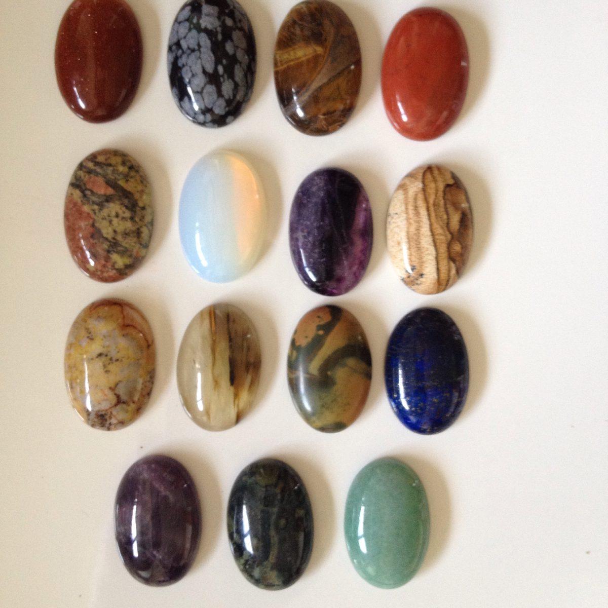 Vendo cabuchones en diferentes tipos de piedras bs 1 45 - Tipos de mamposteria de piedra ...