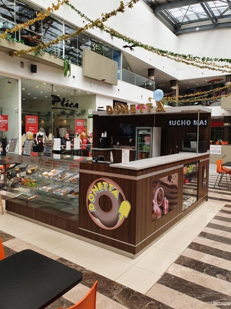 vendo café en centro comercial buen precio