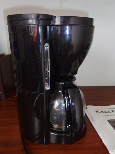 vendo cafetera kalley k-cm500
