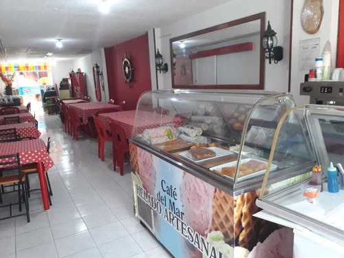 vendo cafeteria heladeria - excelente ubicación