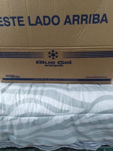 vendo caja de 22 pilas de gel de frio nuevas