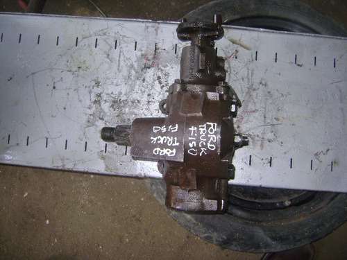 vendo caja de direccion de ford truck, power steering, f150