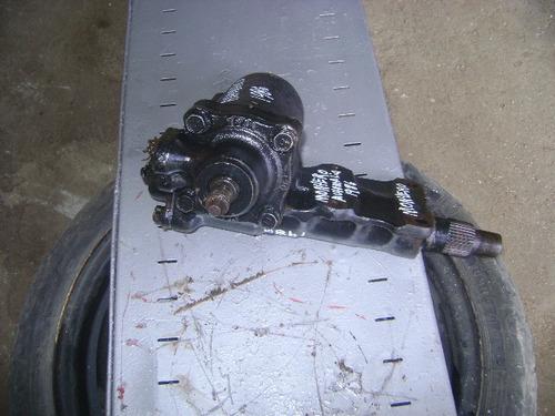 vendo caja de direccion de mitsubishi montero año 1986, p/s