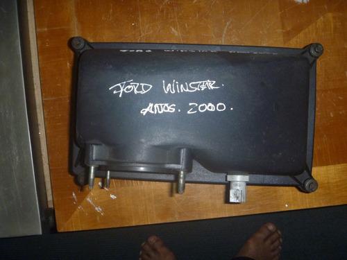 vendo caja de filtro de aire  de ford winstar, año 2000