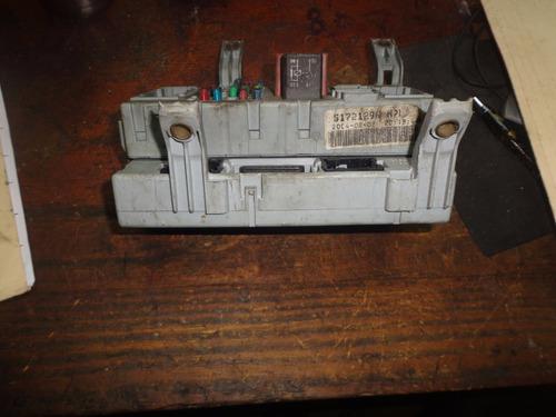 vendo caja de fusible de fiat siena, año 2007, # 51721296