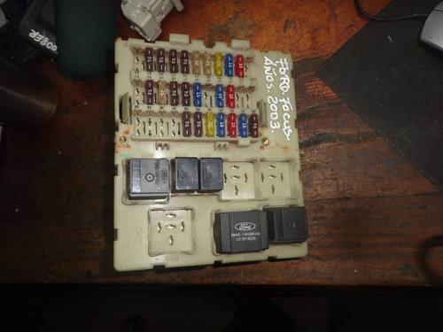 vendo caja de fusible y relay ford focus, # 98ag-14a073-kd