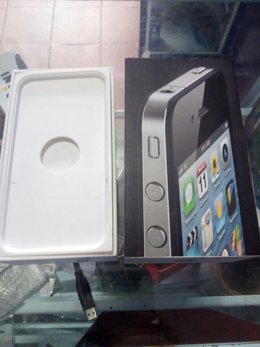 vendo caja de iphone 4