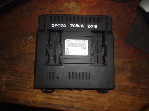 vendo caja de skoda fabia, año 2013, # 6r7 937 086 h