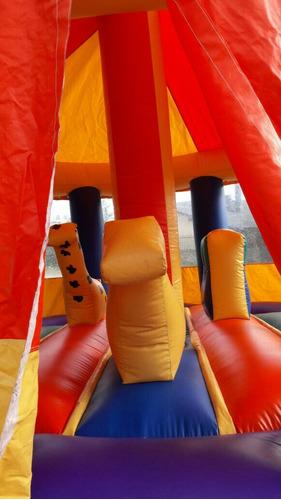 vendo calecita inflable 5 metros de diametro x 4mts altura