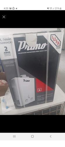 vendo calentador de agua marca primo nuevo