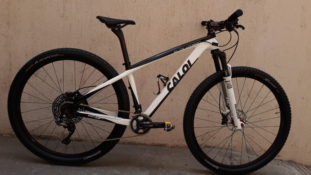 174566285 Vendo Caloi Elite Carbon 15 - R  9.990