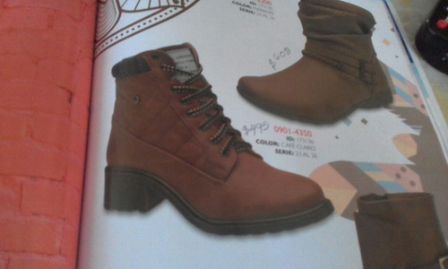 vendo calzado por catalago