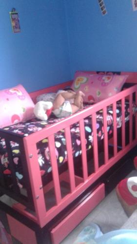 vendo cama cuna