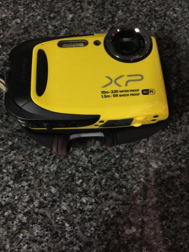 vendo cámara fujifilm xp70