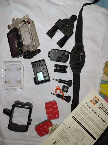 vendo cámara siragon cx5000