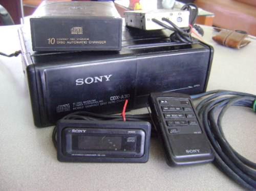 vendo cambio cd player sony cdx-a30