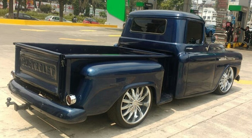 vendo cambio chevrolet 1958 apache clásica modificada!!