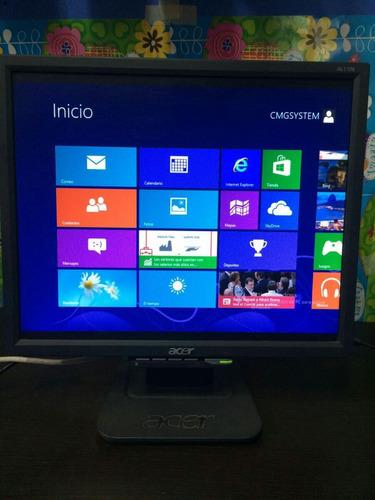 vendo cambio monitor acer para computadores de escritorio
