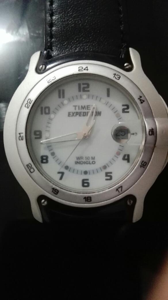 272c8dc111f6 vendo cambio reloj timex expedition wr 50 indiglo original. Cargando zoom.