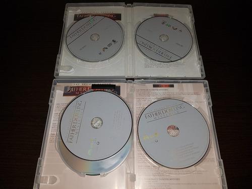 vendo cambio serie católica dvds father dowling mysteries
