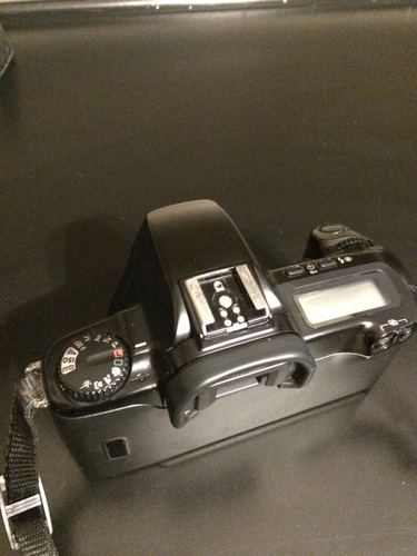vendo camera canon eos 500 analógica (somente corpo)